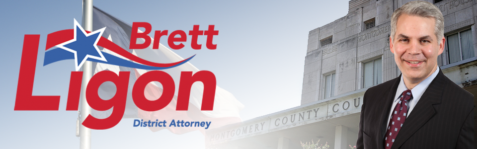 Brett Ligon For District Attorney